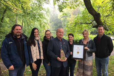 Communities in Bloom – 2018 National and International Edition - The Town of Rosemère wins gold in the International Challenge