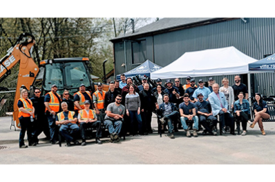National Public Works Week - Rosemère's Public Works Team Invites Its Residents to Come Meet Them on Back-to-the-Earth Day